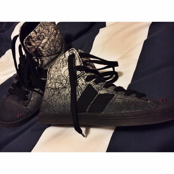 Macbeth high tops. 54  off Macbeth Shoes   Macbeth high tops from Bailey s closet on