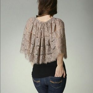 Lace Festival Crop Top Moon Collection