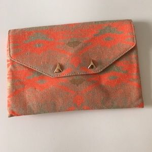 Accessories - Clutch and skirt bundle