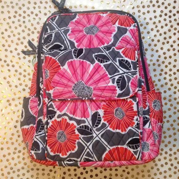Vera Bradley Handbags - NWT Cheery Blossom Ultimate Backpack