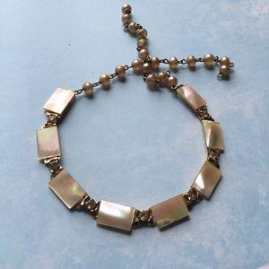 "Vintage Pearl 16"" Necklace"