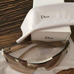 Authentic Dior sunglasses