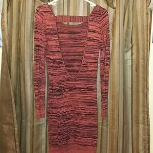 Mini Dress long sleeves
