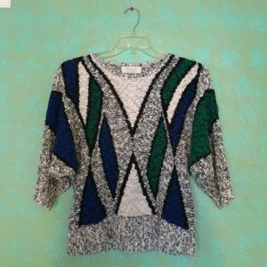 Vintage 80s Margules Sweater