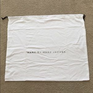 Marc by Marc Jacobs dust bag