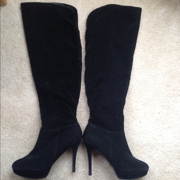 40 forever 21 shoes forever 21 black suede boots