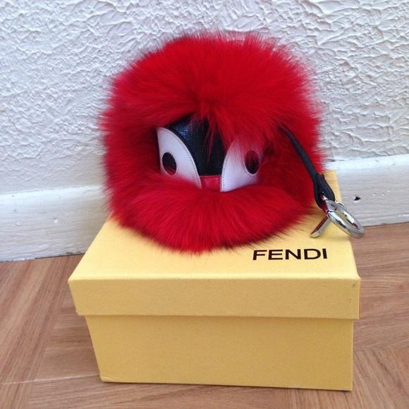 258a0ee21d Fendi Monster bag charm