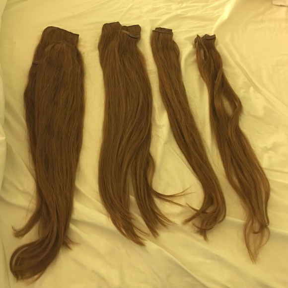 Bellami Hair Extensions Other Chestnut Brown 22 Inches Poshmark