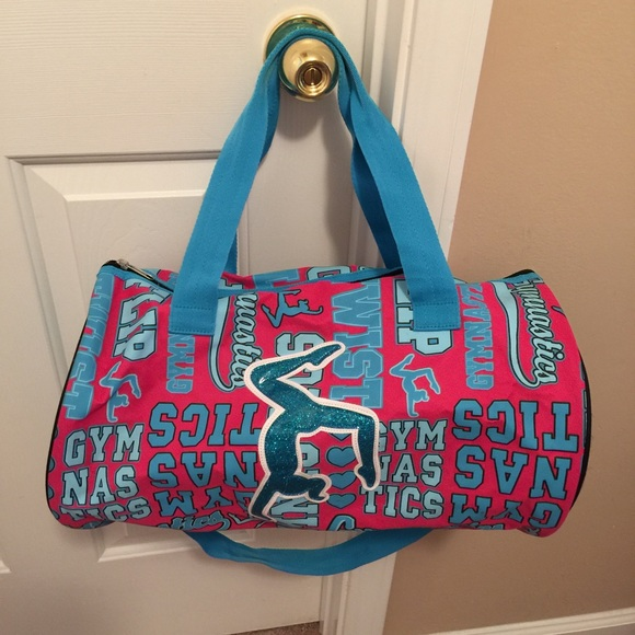 Handbags - Gymnastics Duffle Bag with Strap a3b4c9d0cd42f