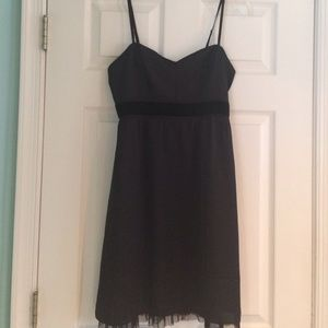American eagle black dress NWOT. Size 10