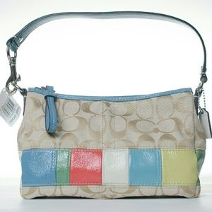Coach handbag, new with tags on