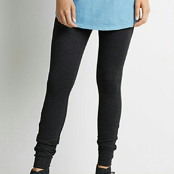 e6a8753a707ea9 J. Jill Pants | Brand New Grey Ponte Leggings From J Jill | Poshmark