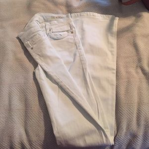 Blank NYC white jeans size 24