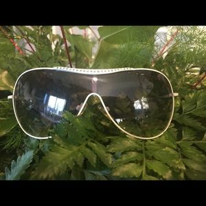 Foster Grant Accessories - Fashion sunglasses white with crystals