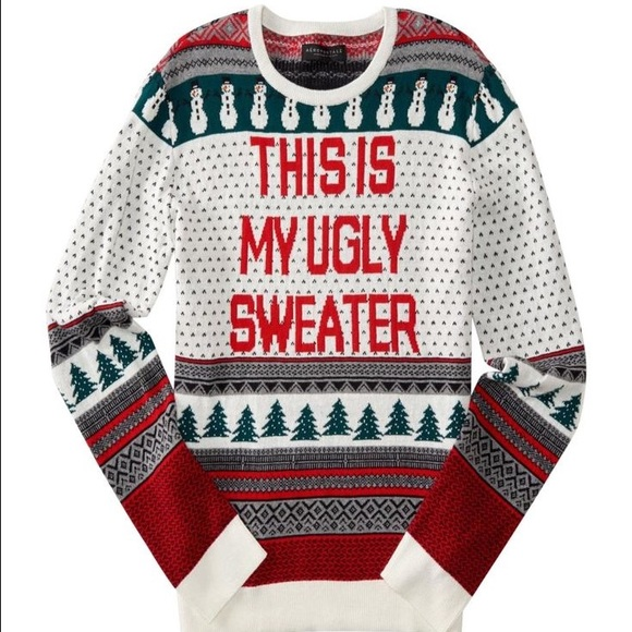 Where do they sell ugly christmas sweaters