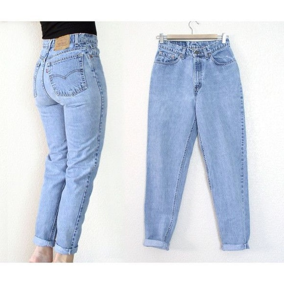 Where to get high waisted boyfriend jeans