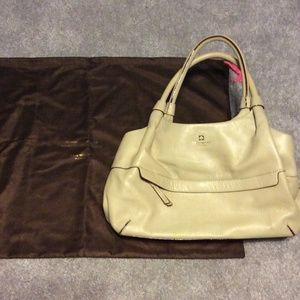 fake hermes handbags - 70% off kate spade Handbags - Kate Spade tan leather handbag from ...