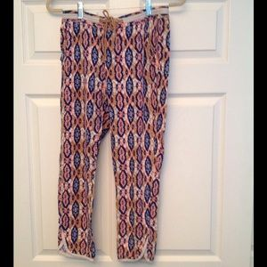 Anthropologie Pants - Adorable Printed Pants