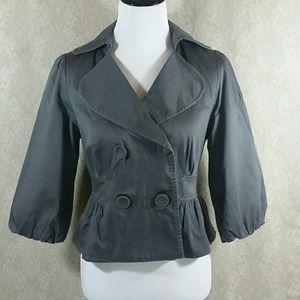 Elle Jackets & Blazers - Elle Peblum Jacket