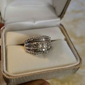 Jewelry - 2.01 ct tw Certified diamond