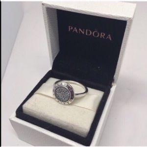 Pandora Jewelry - Pandora signature ring PICK A SIZE
