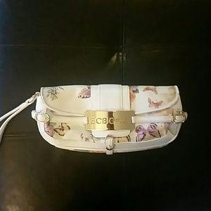 Handbags - BCBG clutch