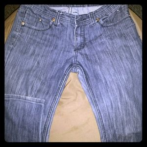 Size 5/6 repair designer jeans