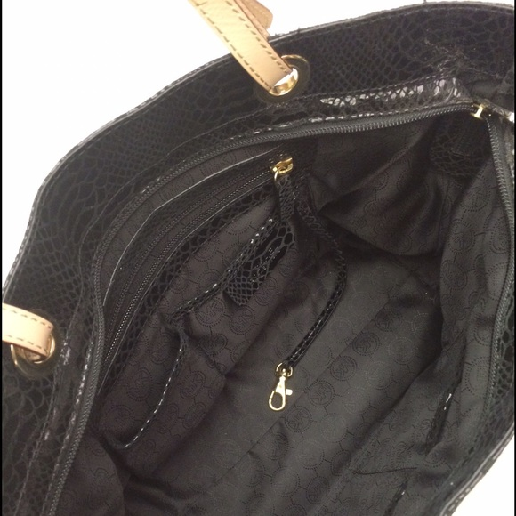 0e4d95102f86 Buy michael kors bedford tote black > OFF73% Discounted