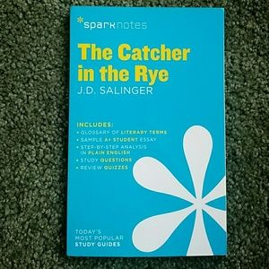 Other - The catcher in the rye spark notes