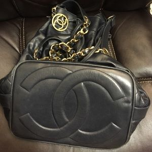 a31fa848fcf CHANEL Bags - Vintage CHANEL bucket bag 🎉🎉🎉 one day sale only