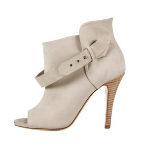 Maison Martin Margiela Shoes - Maison Martin Margiela Open-Toe Booties