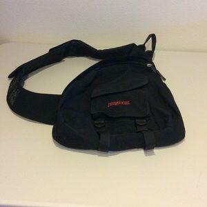 Jansport Handbags - Sale! Jansport one strap backpack black