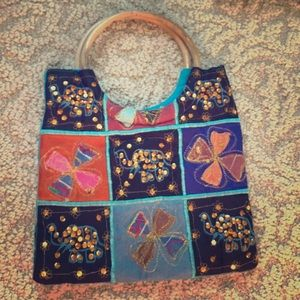  Handwoven Indian purse
