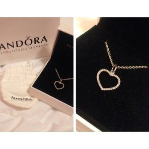 214d1db2b ireland pandora jewelry pandora be my valentine necklace a6f45 8b9fe