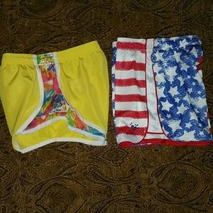 Soffe Other - Girl's Soffe & Justice Running Shorts size MD