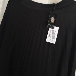 Dresses & Skirts - Living Doll Black Skirt