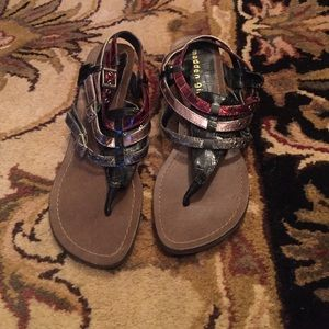 Madden girl sandals size 6.5