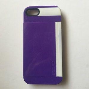 Incipio iPhone 5S Wallet Case