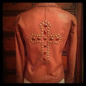 Scully Jackets & Blazers - Scully 100% Genuine Leather jacket