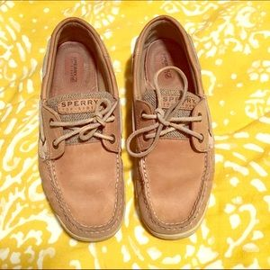 Sperry Top-Sider Shoes - Sperry leather top-sider