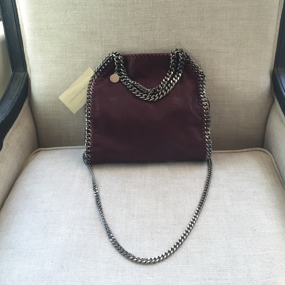 Stella McCartney Mini Falabella Crossbody NWT e3c6b42cd31b1
