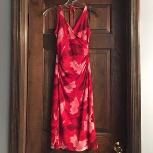 Arden b red dress designs