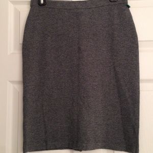 TODD OLDHAM Dresses & Skirts - SALE!!!✅TODD OLDHAM grey knit pencil skirt
