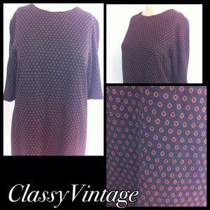 Vintage Dresses & Skirts - 1960's vintage shift dress.