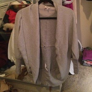 Wilfred Xsmall gray sweater