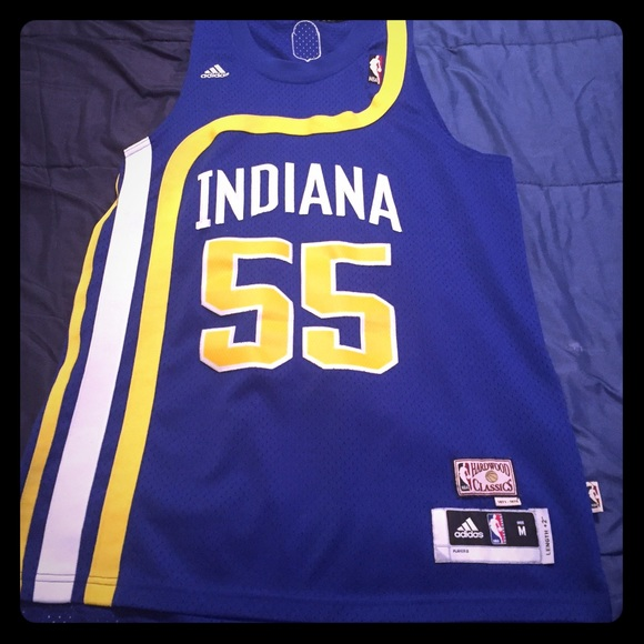 the latest 03674 07337 Hobert retro pacers jersey