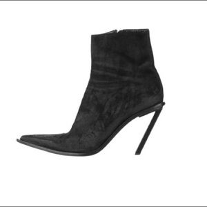 Ann Demeulemeester Shoes - Ann Demeulemeester. ANKLE BOOTS