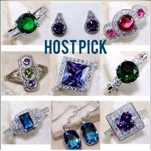 🎉♓️🅿️🎉Beautiful Solid SS 925 Jewelry