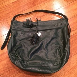 Genuine Leather Juicy Couture bag ✨