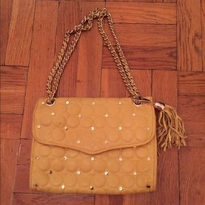 Rebecca Minkoff Quilted Bag with Studs